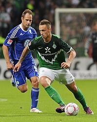 29.04.2011, Weserstadion, Bremen, GER, 1.FBL, Werder Bremen vs VfL Wolfsburg, im Bild Marko Arnautovic (Bremen #7)   EXPA Pictures © 2011, PhotoCredit: EXPA/ nph/  Frisch       ****** out of GER / SWE / CRO  / BEL ******