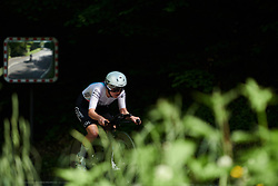 Abby-Mae Parkinson (GBR) at Lotto Thüringen Ladies Tour 2019 - Stage 5, a 17.9 km individual time trial in Meiningen, Germany on June 1, 2019. Photo by Sean Robinson/velofocus.com
