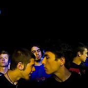 Osoppo (Ud), Italy, July 8th, 2007. Rototom Sunsplash Reggae Festival.