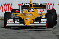 Bertrand Baguette, Toyota Grand Prix of Long Beach, Streets of Long Beach, Long Beach, CA USA  4/18/2010
