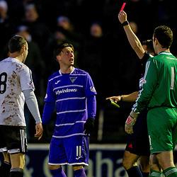 Ayr United v Dunfermline   Scottish League One   12 December 2015