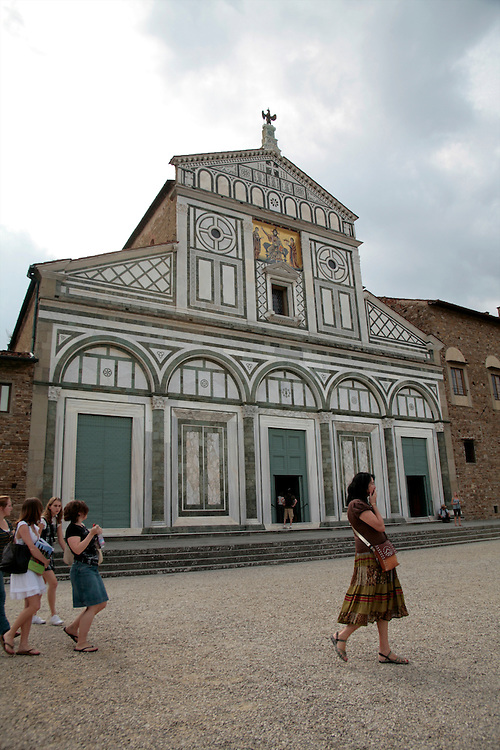 San Miniato al Monte, Florence, Italy, Florence, Italy