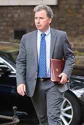 Downing Street, London, July 5th 2016. Chancellor of the Duchy of Lancaster and Policy Advisor Oliver Letwin arrives at 10 Downing Street for the weekly cabinet meeting