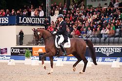 Hughes Gareth (GBR) - DV Stenkjers Nadonna<br /> CHIO Rotterdam 2013<br /> © Hippo Foto - Leanjo de Koster