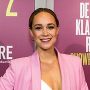 NLD/Amsterdam/20191007 - Premiere van De Alex Klaasen Revue - Showponies 2, Anouk Maas