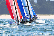 2013 ISAF Test Event | day 4 | Nacra 17