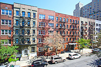 View from 518 East 88th Street