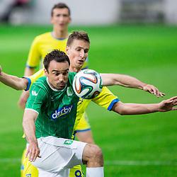 20140412: SLO, Football - Prva liga Telekom Slovenije, NK Olimpija vs NK Domzale