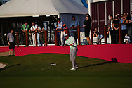 Sami Valimaki (FIN) on the 18th during Round 2 of the Commercial Bank Qatar Masters 2020 at the Education City Golf Club, Doha, Qatar . 06/03/2020<br /> Picture: Golffile   Thos Caffrey<br /> <br /> <br /> All photo usage must carry mandatory copyright credit (© Golffile   Thos Caffrey)