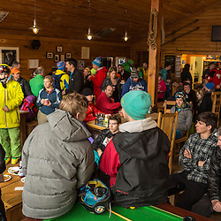 Competitors gather before the Coe Cup at Glencoe (c) ROSS EAGLESHAM | SportPix.eu