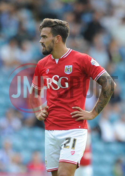 Marlon Pack of Bristol City - Mandatory byline: Dougie Allward/JMP - 07966386802 - 08/08/2015 - FOOTBALL - Hillsborough Stadium -Sheffield,England - Sheffield Wednesday v Bristol City - Sky Bet Championship