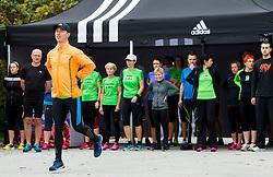 Blaz Strozer  at Adidas Tekaski kamp 2014, on October 4, 2014 in Celje, Slovenia. Photo by Vid Ponikvar / Sportida.com