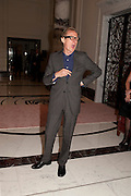 BILL NIGHY, Langham Hotel party after a major renovation. Portland Place, London. 10 June 2009