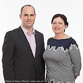Lise Raymond et Vincent Martineau