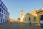 Iglesia del Santísimo Salvador, Bayamo, Cuba, Caribbean