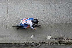 Pfeiffer Georgi at UCI Road World Championships Junior Women's Individual Time Trial 2017 a 16.1 km time trial in Bergen, Norway on September 18, 2017. (Photo by Sean Robinson/Velofocus)