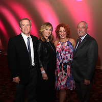 John and Shari Crutchfield, Elsa and Randy Greenblatt