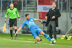 Jokic Bojan of Slovenia during friendly football match between National teams of Austria and Slovenia on March 25, 2018 in Woerthersee Stadion, Klagenfurt, Austria. Photo by Mario Horvat / Sportida