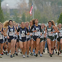 Cross Country - 2003 Border Clash