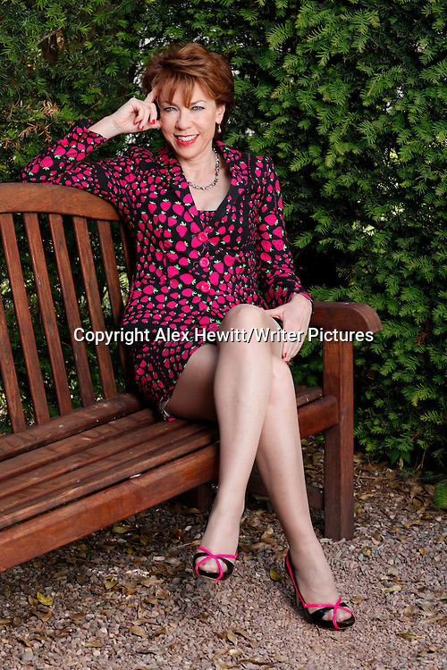 Kathy Lette pictured at the Borders Book Festival 2010.<br /> The festival runs from Thursday 17th June to Sunday 20th June<br /> for further info please go to the website at www.bordersbookfestival.org<br /> <br /> Copyright Lloyd Smith/Writer Pictures<br /> contact +44 (0)20 822 41564 <br /> info@writerpictures.com <br /> www.writerpictures.com