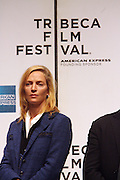 Urma Thurman at The 2009 Tribeca Film Festival Opening Press Conference Kick-Off held at The Borough of Manhattan Community College in New york City on April 21, 2009