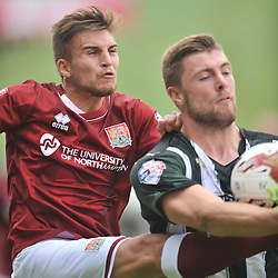 Northampton Town v Plymouth Argyle | League Two | 22 August 2015