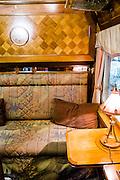 Pullman cabin on the Eastern & Oriental Train