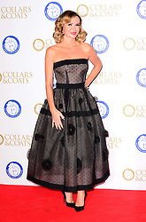 Amanda Holden during the Collars & Coats Gala Ball, London, United Kingdom. Thursday, 7th November 2013. Picture by Nils Jorgensen / i-Images