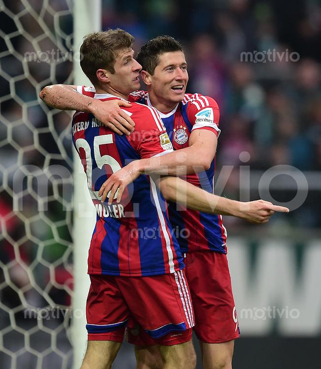 Fussball 1 Bundesliga Saison 20142015 Sv Werder Bremen Fc