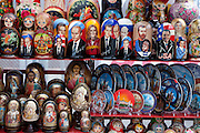 Russian dolls, Moscow, Russia