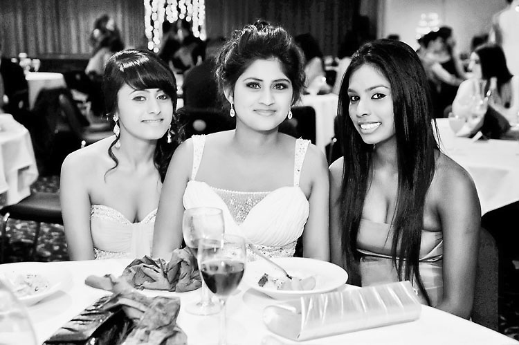 Auckland Girls Grammar School Ball.