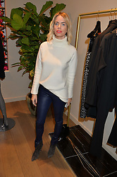 CAROLINE STANBURY at the Salt Store VIP Shopping event at 77 Eliabeth Street, London on 2nd December 2015.
