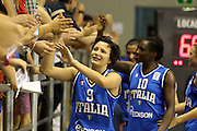 Taranto 08-06-2011<br /> Qualifying Tournament Eurobasket Women 2011<br /> Italia-Romania<br /> Nella foto Giorgia Sottana<br /> Foto di Ciamillo-Castoria