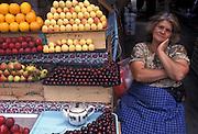 Azerbaijan: Market, Baku