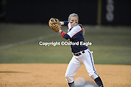 Mississippi vs. Central Arkansas college softball in Oxford, Miss. on Tuesday, March 3, 2010. Mississippi won 7-6.