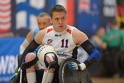 USA V Germany at the 2016 IWRF Rio Qualifiers, Paris, France