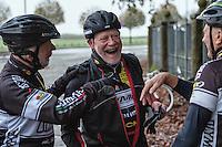 Senior cyklister ved Christian Filtenborgs Plads, Aarhus<br /> Journalist:<br /> Jon Holm-Pedersen