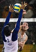 Mens Beach Volleyball Canada vs Nicaragua