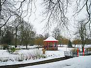 The Bandstand in The Walks