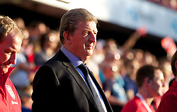 26.05.2012, Ullevaal Stadion, Oslo, NOR, UEFA EURO 2012, Testspiel, Norwegen vs England, im Bild England's manager Roy Hodgson during the Preparation Game for the UEFA Euro 2012 betweeen Norway and England at the Ullevaal Stadium, Oslo, Norway on 2012/05/26. EXPA Pictures © 2012, PhotoCredit: EXPA/ Propagandaphoto/ Vegard Grott..***** ATTENTION - OUT OF ENG, GBR, UK *****