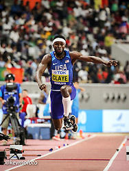 2019 IAAF World Athletics Championships held in Doha, Qatar from September 27- October 6<br /> Day 1