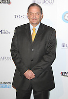 Gary Mabbutt, London Football Legends Dinner & Awards 2015, Battersea Evolution, London UK, 05 March 2015, Photo By Brett D. Cove