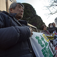 January 19,2017,  Tokyo  Minamisoma  refugee doesnt  want  to return hometown  ,  for the 6th trial  plaintiffs  from Minami Soma  take  a collective  class  action ,  during trial  plaintiffs   show a  radiation map  that  collect  by citizen initiative  to show danger of being irradiated  by cesium and  other radioactive material, governement  order  to relocated them and open   forbidden  zone  to return near nuclear plant in 2017, Compare  to Chernobyl  only nuclear workers   are  abble to work in 20 milisievert of  becquerel  environment   .Pierre Boutier