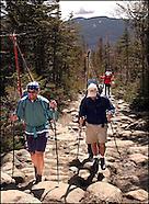 Tuckerman's Ravine: Spring Skiing