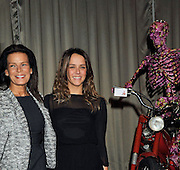 01.DECEMBER.2012. MONACO<br /> <br /> PRINCESS STEPHANIE OF MONACO AND DAUGHTER PAULINE DUCRUET ATTEND THE FIGHT AIDS MONACO ASSOCIATION ANNUAL CHARITY AUCTION SALE AT THE SEA CLUB MERIDIEN WITH DOCTOR BRUNO TAILLAN RUNNING THE AUCTION SALES.<br /> <br /> BYLINE: EDBIMAGEARCHIVE.CO.UK<br /> <br /> *THIS IMAGE IS STRICTLY FOR UK NEWSPAPERS AND MAGAZINES ONLY*<br /> *FOR WORLD WIDE SALES AND WEB USE PLEASE CONTACT EDBIMAGEARCHIVE - 0208 954 5968*