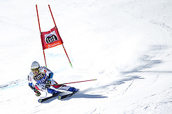 March 16, 2019 - El Tarter, Andorra - Victor Muffat - Jeandet of France Ski Team, during Men's Giant Slalom Audi FIS Ski World Cup race, on March 16, 2019 in El Tarter, Andorra. (Credit Image: © Joan Cros/NurPhoto via ZUMA Press)