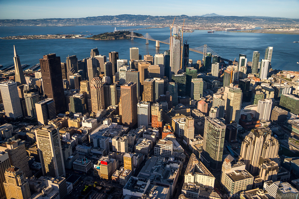 Central Business District, San Francisco