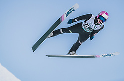 09.03.2020, Lysgards Schanze, Lillehammer, NOR, FIS Weltcup Skisprung, Raw Air, Lillehammer, Herren, im Bild Roman Koudelka (CZE) // Roman Koudelka of Czech Republic during men's 2nd Stage of the Raw Air Series of FIS Ski Jumping World Cup at the Lysgards Schanze in Lillehammer, Norway on 2020/03/09. EXPA Pictures © 2020, PhotoCredit: EXPA/ JFK