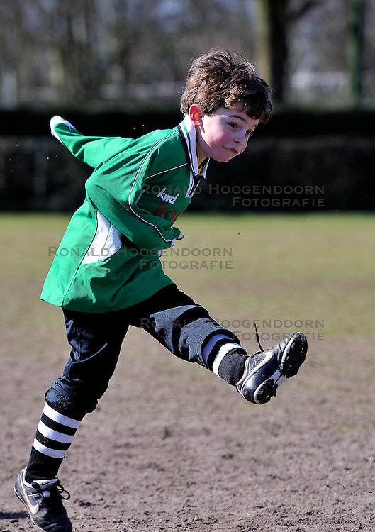 19-03-2011 VOETBAL: INTERNE COMPETITIE VV MAARSSEN: MAARSSEN<br /> AC Milan<br /> &copy; Ronald Hoogendoorn Photography