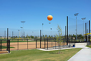 The Orange County Great Park Balloon Ride Rises Above the Softball Complex